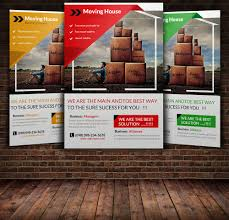 moving house business flyer template flyer templates creative