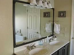 Easy Bathroom Makeover - tips for an easy bathroom makeover