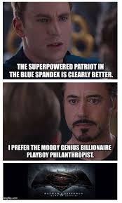 Iron Man Meme - 29 funniest captain america vs iron man memes that you can t miss