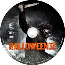 halloween ii 2009 r1 movie dvd