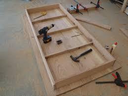 custom built solid wood modern farmhouse dining furniture 7 l x 37