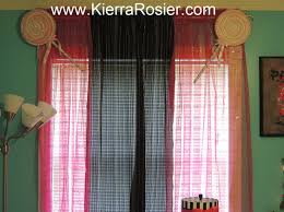 Eiffel Tower Window Curtains by Kierra Rosier Paris Room Makeover Eiffel Tower Themed Bedroom