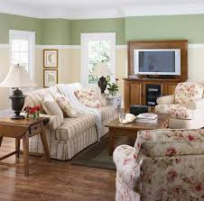 excellent living room paint ideas with green wall color furnished