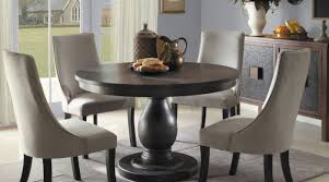 Dining Room Set Dining Room Tall Dining Room Chairs Praiseworthy Black Dining