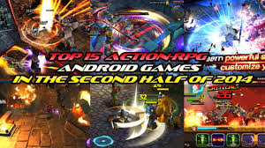 top rpg for android top 15 rpg android in the second half of 2014