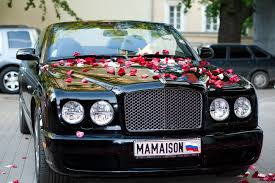 bentley arnage 2015 luxury wedding mamaison all suites spa hotel pokrovka