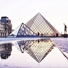 louvre museum at sunset wallpapers best 25 louvre pyramid ideas on pinterest cambodia tourist