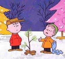 peanuts christmas characters a brown christmas