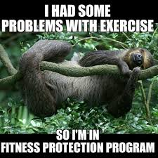 Fitness Sloth Meme - instlorisloth instagram photos and videos