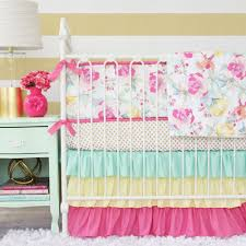 Home Design Bedding Interesting Pink And Yellow Bedding Beautiful Interior Decor Home