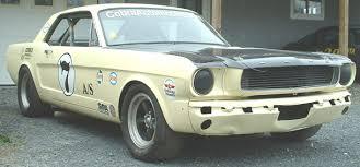 mustang vintage mustang vintage race car