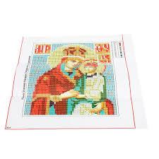 online shop 5d diy needlework religious love stitch pasting