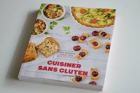 cuisiner sans gluten livre cuisiner sans gluten de clem concours recette de
