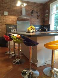 Yellow Bar Table Pair Of Sorrento Swivel Yellow Bar Stools Simply Bar Stools