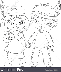98 ideas indian coloring page on emergingartspdx com