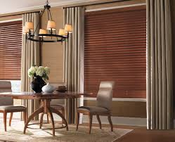 dining room blinds levolor 2 1 2 premium wood blinds from blinds com contemporary