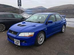 mitsubishi evolution 7 evo 7 in kilbarchan renfrewshire gumtree