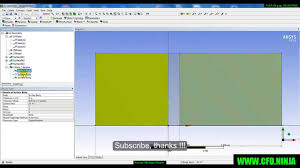 ansys fluent porous medium tutorial part 1 4 youtube