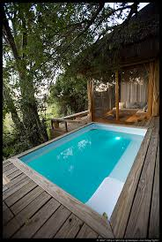 Small Backyard Pools by 122 Best Small Yard Pools Images On Pinterest Small Pools Small