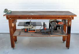 Simple Work Bench Making My Workbench Hobby Farms