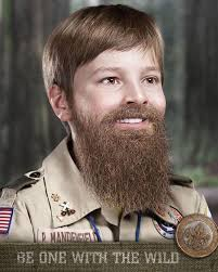 Rugged Boy Boy Scouts With Beards Beer U0026 Whiskey Brothers