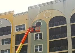Home Exterior Cleaning Services - exterior building cleaning commercial power washing