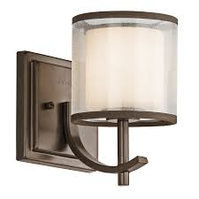 Kichler Under Cabinet Lights by Tallie Wall Sconce 1 Light Miz