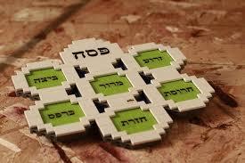 seder playe 2 in 1 custom lego seder plate