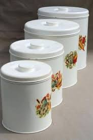 vintage kitchen canisters vintage kitchen canister sets vintage canisters flour sugar coffee