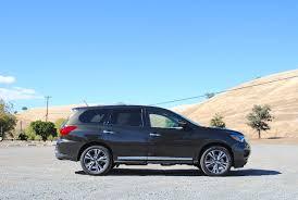 nissan pathfinder used review 2017 nissan pathfinder platinum test drive review autonation