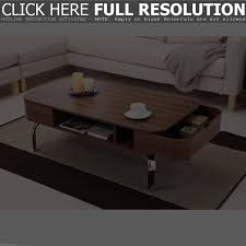 coffee table solid wood modern coffee table design in living room