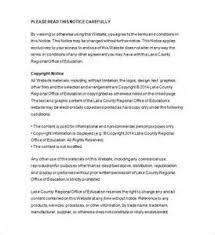 copyright infringement letter template resume example language