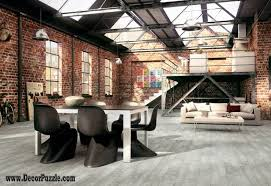 DecorPuzzle Top secrets for industrial style kitchen