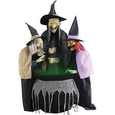 skeleton dog halloween prop images of walmart halloween props life size 3 head zombie wall