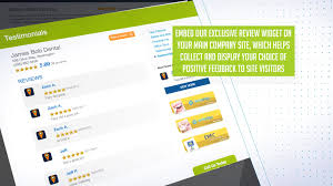 206 tours reviews micro business website review widget white on white enterprises