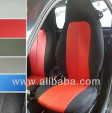 siege smart roadster for smart roadster two custom leatherette seat covers with