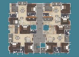 elite airavatham luxury duplex apartments