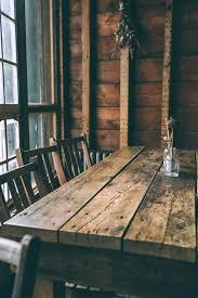 table cuisine en bois table cuisine bois brut la cuisine en bois massif en beaucoup de