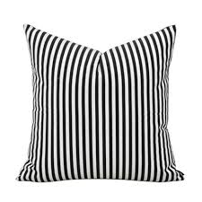 aliexpress com buy brief simple style black white stripe 100