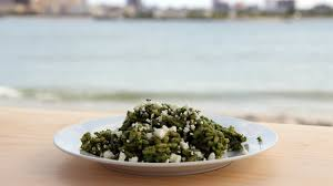 Kitchen 428 by Orzo With Spinach Pesto Recipe Laura Vitale Laura In The