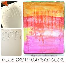 glue u0026 watercolors u2013 the pinterested parent