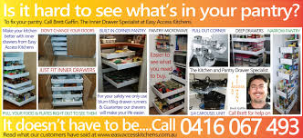 Kitchen Furniture Perth Inner Drawers Kitchen And Pantry Drawer Suppliers Easy Access