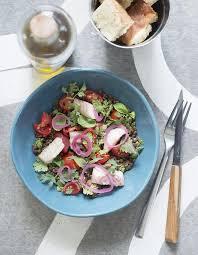 cuisiner une anguille salade de lentilles à l anguille fumée pour 4 personnes recettes