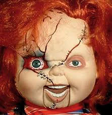 chucky horror doll ventriloquist dummy puppet figure ooak childs