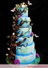 theme wedding cakes enchanted forest themed wedding cake wedding cakes