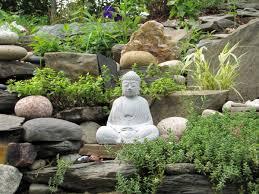 Zen Garden Design by Buddha Statues For Garden And Outdoors Top Meditating Buddha