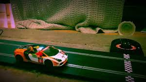 koenigsegg scalextric hippie driving lamborghini youtube