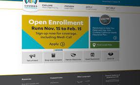 covered california considering enrollment u0027contingency plans u0027 tied