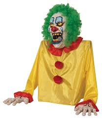animated halloween prop amazon com smokey the clown animated fog clothing