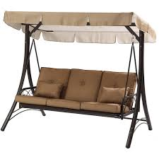 Patio Cover Kits Uk by Mainstays Lawson Ridge Converting Outdoor Porch Swing Seats 3